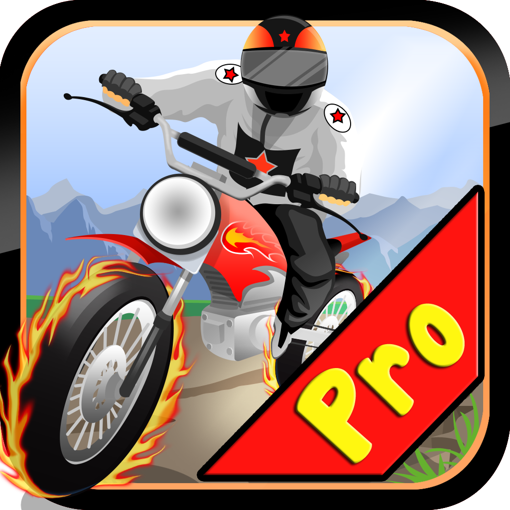Race Bike Rider - The Baron highway Draw Pro