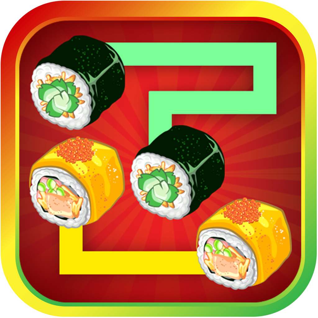 180 Amazing Japanese Sushi Flow Connect Match Free